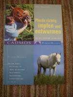 Pferde richtig impfen und entwurmen - Was man unbedingt wissen muss