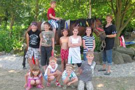 Foto 2 Pferde, Ponys und mehr auf Soni's kleiner Farm - Ranchreiten Reiturlaub & Einzelstunden