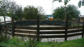Foto 3 Pferdebox mit Außenpaddock in den Waltroper Rieselfeldern