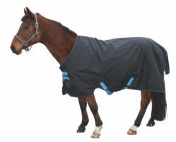 Pferdedecke-Regendecke THERMODECKE Wasserdicht RugBe 200