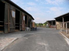 Foto 9 Pferdehof, Bauernhof zur Pferdehaltung, kleine Reitanlage
