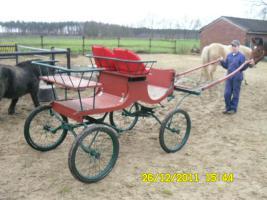 Pferdekutsche zu verkaufen