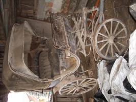 Pferdekutsche, 19. Jahrhundert