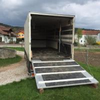 Pferdetransporter Scania R164