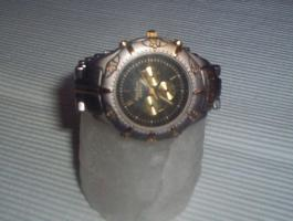 Foto 2 Philip Persio Titanium Quarz Herren-Armbanduhr....