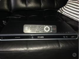 Philipps DVD Player kaum benutzt