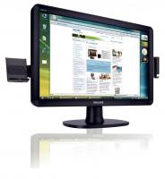 Philips 220CW8FB/00 22 Zoll Widescreen TFT LCD-Monitor, gebraucht in sehr gutem Zustand!