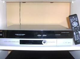 Philips DVD und VHS Recorder DVDR3510V