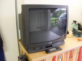 Philips Farbfernseher 68 cm (Röhrenfernseher)