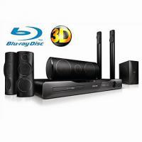 Philips HTS5582 5.1. Heimkinosystem Blu-ray 1000 Watt 3D