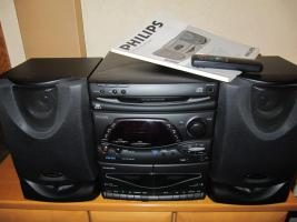 Philips Mini Hifi- Stereoanlage FW 332