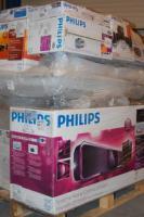 Philips, Tefal, Samsung, LG, Logitech HIFI & MULTIMEDIA Retourware
