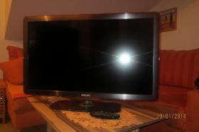 Phillips Fernsehgerät mit Ambiligth