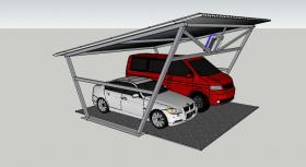 Foto 2 Photovoltaik Carport