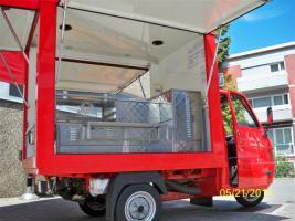 Piaggio APE TM Hot Dog Mobil