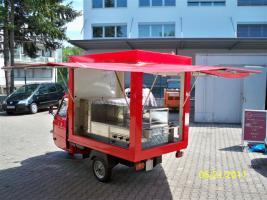 Foto 3 Piaggio APE TM Hot Dog Mobil