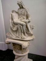 Foto 2 Pieta / Madonna mitt Jesus