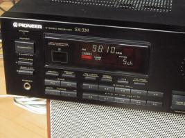 Foto 2 Pioneer Stereo Receiver SX-339