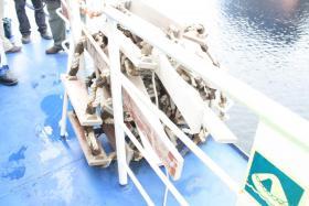 Foto 3 Piratenabwehr Private Sicherheitsmitarbeiter an Bord von Frachtern , Berufserfahrung und Ausbildung / Trainingsinhalte wie bei Marine und Bundespolizei