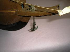 Foto 2 Piratenschiff aus Streich�lzern