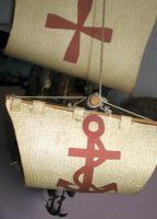 Foto 3 Piratenschiff aus Streich�lzern