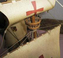 Foto 4 Piratenschiff aus Streich�lzern