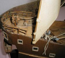 Foto 5 Piratenschiff aus Streich�lzern
