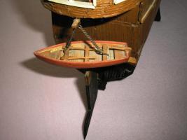 Foto 9 Piratenschiff aus Streich�lzern