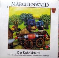 Pittiplatsch - Der Koboldsturm - LP - ungespielt