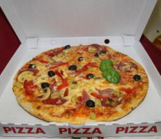 Pizza Lieferservice in der Fränkischen Schweiz bei Ebermannstadt