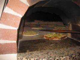 Foto 4 Pizzeria zu verkaufen, 16 Sitzplätze, Original Steinofen