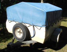 Pkw- Anhänger HP350