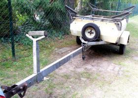 Foto 4 Pkw- Anhänger HP350