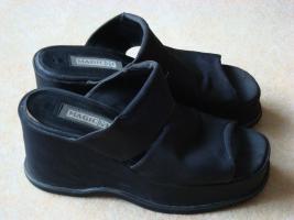 Plateau-Schuhe, Größe 41