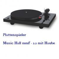 Foto 2 Plattenspieler mmf-2.2 und R�hren Vorverst�rker P�tter R50SL im Set- Angebot