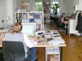 Foto 2 Platz in Gemeinschaftsbüro
