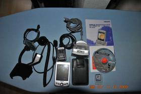 Pocket PC mit Navi