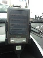 Pocket PC mit Navi-Software und externe GPS Maus mit TMC 30 EUR