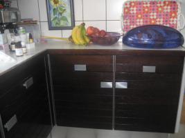 Foto 4 Poggenpohlküche, Holz massiv dunkel