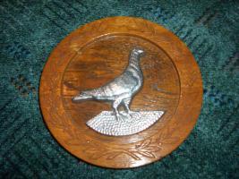 Foto 2 Pokal für Taubenzucht, alten Pokal, Pokal
