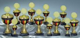 Pokale u. Ehrenpreise mit Gravur - Vereinsbedarf mit Lasergravur