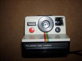 Foto 2 Polaroid Sofortbildkamera Modell 1000 70er/80er Jahre