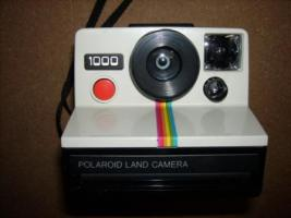 Foto 5 Polaroid Sofortbildkamera Modell 1000 70er/80er Jahre
