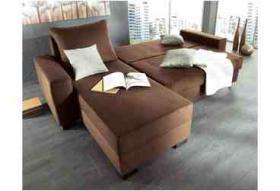 Foto 2 Polsterecke Couch Sofa Recamiere links günstig abzugeben