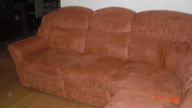 Foto 4 Polsterecke (mit Schlaffunktion) inkl. Sessel und Fernsehsessel zu verkaufen