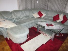 Polsterecke mit elektrischer Relax-Funktion und Bettfunktion sowie 1 Ecksofa