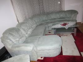 Foto 3 Polsterecke mit elektrischer Relax-Funktion und Bettfunktion sowie 1 Ecksofa