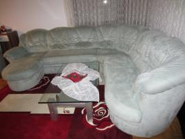 Foto 4 Polsterecke mit elektrischer Relax-Funktion und Bettfunktion sowie 1 Ecksofa
