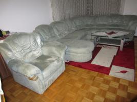 Foto 5 Polsterecke mit elektrischer Relax-Funktion und Bettfunktion sowie 1 Ecksofa
