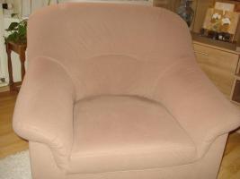 Foto 2 Polsterecke + Sessel